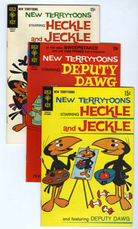 New Terrytoons File Copy Group (Gold Key, 1969-79) Condition: Average NM-.... (Total: 49 Comic Books)