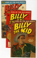 Golden Age (1938-1955):Western, Billy the Kid Adventure Magazine Group (Toby Publishing, 1951-54).... (Total: 8 Comic Books)