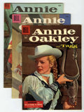 Golden Age (1938-1955):Western, Annie Oakley and Tagg File Copy Group (Dell, 1953-) Condition:Average NM- unless otherwise noted.... (Total: 16 Comic Books)