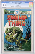 Bronze Age (1970-1979):Horror, Swamp Thing #20 (DC, 1976) CGC NM+ 9.6 White pages....