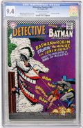 Silver Age (1956-1969):Superhero, Detective Comics #365 (DC, 1967) CGC NM 9.4 Off-white to white pages....