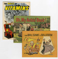 Premiums:Comic, Political and Public Service Promotional Comics Group (VariousPublishers, 1950-62) Condition: Average VF.... (Total: 15 ComicBooks)