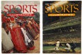 Miscellaneous Collectibles:General, The First Two Issues of Sports Illustrated Magazine. A new erabegan in August 1954 when the most significant sporting publ...