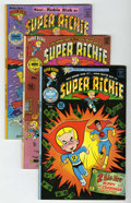 Bronze Age (1970-1979):Cartoon Character, Superichie #1-18 File Copies Group (Harvey, 1975-79) Condition:Average NM-.... (Total: 18 Comic Books)
