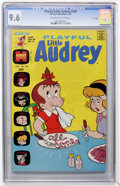 Bronze Age (1970-1979):Humor, Playful Little Audrey #108 File Copy (Harvey, 1973) CGC NM+ 9.6Off-white to white pages....