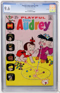 Bronze Age (1970-1979):Humor, Playful Little Audrey #106 File Copy (Harvey, 1973) CGC NM+ 9.6Off-white to white pages....