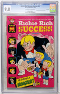 Bronze Age (1970-1979):Humor, Richie Rich Success Stories #43 File Copy (Harvey, 1972) CGC NM/MT9.8 Off-white to white pages....