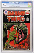 Bronze Age (1970-1979):Horror, Swamp Thing #12 (DC, 1974) CGC NM+ 9.6 White pages....