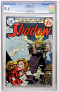 Bronze Age (1970-1979):Miscellaneous, The Shadow #7 (DC, 1974) CGC NM+ 9.6 Off-white to white pages....