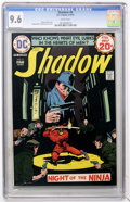 Bronze Age (1970-1979):Miscellaneous, The Shadow #6 (DC, 1974) CGC NM+ 9.6 White pages....