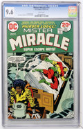 Bronze Age (1970-1979):Superhero, Mister Miracle #17 (DC, 1974) CGC NM+ 9.6 White pages....