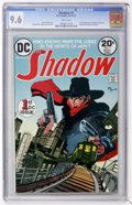Bronze Age (1970-1979):Miscellaneous, The Shadow #1 (DC, 1973) CGC NM+ 9.6....