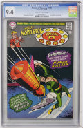 Silver Age (1956-1969):Mystery, House of Mystery #170 (DC, 1967) CGC NM 9.4 Off-white to whitepages....