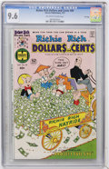 Bronze Age (1970-1979):Cartoon Character, Richie Rich Dollars and Cents #80 File Copy (Harvey, 1977) CGC NM+9.6 Off-white to white pages....