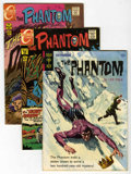 Silver Age (1956-1969):Adventure, Phantom Group (Gold Key/Charlton, 1965-73) Condition: Average VF/NM.... (Total: 9 Comic Books)