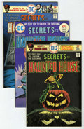 Bronze Age (1970-1979):Horror, Secrets of Haunted House Group (DC, 1976-81) Condition: AverageVF/NM.... (Total: 17 Comic Books)