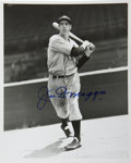 Autographs:Photos, Joe DiMaggio Signed Photograph. Immaculate example of the YankeeClipper's autograph comes to us on the surface of the attr...