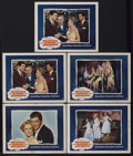 """Movie Posters:Musical, Painting the Clouds with Sunshine (Warner Brothers, 1951). Lobby Cards (5) (11"""" X 14""""). Musical.... (Total: 5 Items)"""