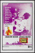 "Movie Posters:Sports, Number One (United Artists, 1969). One Sheet (27"" X 41""). Sports...."