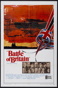 "Movie Posters:War, Battle of Britain (United Artists, 1969). One Sheet (27"" X 41"")Style A. War...."