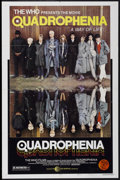 """Movie Posters:Rock and Roll, Quadrophenia (World Northal, 1979). One Sheet (27"""" X 41"""") Style B.Rock and Roll...."""