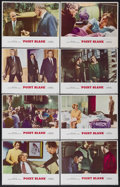 "Movie Posters:Crime, Point Blank (MGM, 1967). Lobby Card Set of 8 (11"" X 14""). Crime....(Total: 8 Items)"