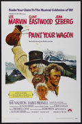 "Movie Posters:Musical, Paint Your Wagon (Paramount, 1969). One Sheet (27"" X 41""). Musical...."