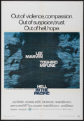 """Movie Posters:War, Hell in the Pacific (Cinerama Releasing, 1968). One Sheet (27"""" X41""""). War...."""