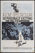 "Movie Posters:Drama, Paris Blues (United Artists, 1961). One Sheet (27"" X 41""). Drama...."