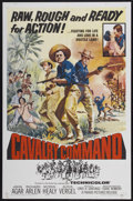"Movie Posters:Adventure, Cavalry Command (Parade Releasing, 1963). One Sheet (27"" X 41"").Adventure...."