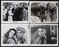 "The Grapes of Wrath (20th Century Fox, 1940 and R-1956). Stills (4) (8"" X 10""). Drama.... (Total: 4 Items)"