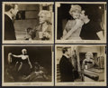 """Movie Posters:Comedy, Let's Make Love (20th Century Fox, 1960). Stills (4) (8"""" X 10"""").Comedy.... (Total: 4 Items)"""