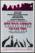 "Movie Posters:Rock and Roll, Celebration at Big Sur (20th Century Fox, 1971). One Sheet (27"" X41""). Rock and Roll...."
