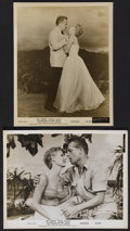 """Movie Posters:Musical, South Pacific (20th Century Fox, 1959). Stills (2) (8"""" X 10""""). Musical.... (Total: 2 Items)"""