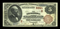 National Bank Notes:Pennsylvania, Myerstown, PA - $5 1882 Brown Back Fr. 477 The Myerstown NB Ch. #(E)5241. ...