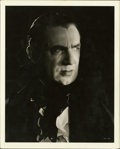 "Movie Posters:Horror, Bela Lugosi in Mark of the Vampire Publicity Still by ClarenceSinclair Bull (MGM, 1935). Still (8"" X 10"")...."