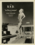 "Movie Posters:Miscellaneous, Jean Harlow Publicity Still (MGM, 1935). Still (8"" X 10"")...."