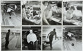 Baseball Collectibles:Photos, 1950s-60s New York Yankees Service Photographs Lot of 60. A totalof 60 vintage service photos from the late-1950s and 1960...