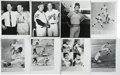 Baseball Collectibles:Photos, 1940s-70s Service and Vintage Photographs Lot of 45. With this collection you can own many vintage and service photos depic...