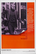 "Movie Posters:Action, Bullitt (Warner Brothers, 1968). One Sheet (27"" X 41"")...."