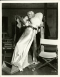 "Movie Posters:Comedy, Jean Harlow in ""Dinner at Eight"" Publicity Still (MGM, 1933). Still(8"" X 10"")...."