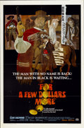 """Movie Posters:Western, For a Few Dollars More (United Artists, 1967). One Sheet (27"""" X 41""""). Western...."""