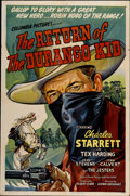 """Movie Posters:Western, The Return of the Durango Kid (Columbia, 1945). One Sheet (27"""" X41"""")...."""