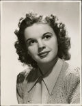 """Movie Posters:Comedy, Judy Garland Publicity Still by Clarence Sinclair Bull (MGM, 1939).Still (10"""" X 13"""")...."""