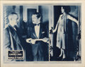 "Movie Posters:Comedy, Marriage in Transit (Fox, 1925) & Ned McCobb's Daughter (Pathe,1928). Lobby Cards (2) (11"" X 14"").... (Total: 2 Items)"