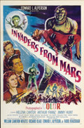 """Movie Posters:Science Fiction, Invaders From Mars (20th Century Fox, R-1955). One Sheet (27"""" X41"""")...."""