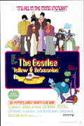 "Movie Posters:Animated, Yellow Submarine (United Artists, 1968). One Sheet (27"" X 41"")...."