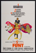 "Movie Posters:Action, In Like Flint (20th Century Fox, 1967). One Sheet (27"" X 41"").Action...."