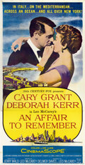 "Movie Posters:Romance, An Affair to Remember (20th Century Fox, 1957). Three Sheet (41"" X81"")...."