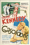 "Movie Posters:Comedy, Gasoloons (RKO, 1936). One Sheet (27"" X 41"")...."